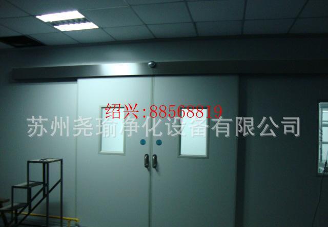 绍兴坡塘江自动平移门 自动门 感应平移门 电动门价格